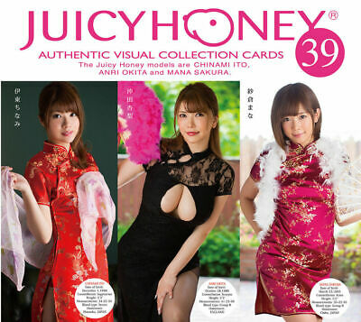 $ CDN46.38 • Buy 2017 Juicy Honey 39 Base Set 72 Cards Chinami Ito,Anri Okita,Mana Sakura