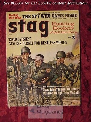$ CDN23.83 • Buy STAG May 1966 TOM McCALL LINDA VERAS PETER AYRES RICHARD GALLAGHER