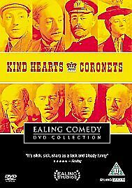 Kind Hearts And Coronets (DVD, 2004)by Ealing Comedydvd Collection  • 8.49£