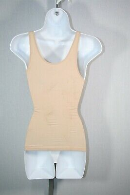 $12.30 • Buy 939X01 Maidenform 83021 Sweet Nothings Personal Camisole L/7 Beige