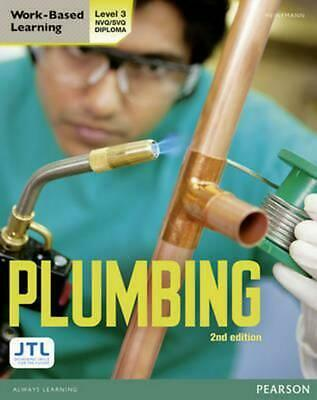 Level 3 NVQ/SVQ Plumbing Candidate Handbook By Jtl Training (English) Paperback  • 48.80£