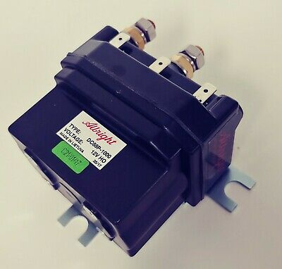 $64.99 • Buy Albright DC88P-1000 500 Amp 12V Winch Contactor Relay Solenoid Fits Warn