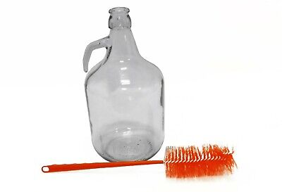 Easy Reach Demijohn/carboy Cleaning Brush 40cm Long • 9.09£