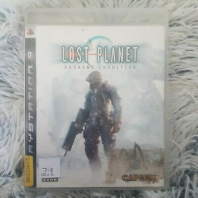 AU34.99 • Buy 🕹 Lost Planet: Extreme Condition || PlayStation 3/PS3 || Includes Manual