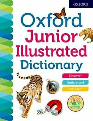 £9.89 • Buy Oxford Junior Illustrated Dictionary By Oxford Dictionaries 9780192767233