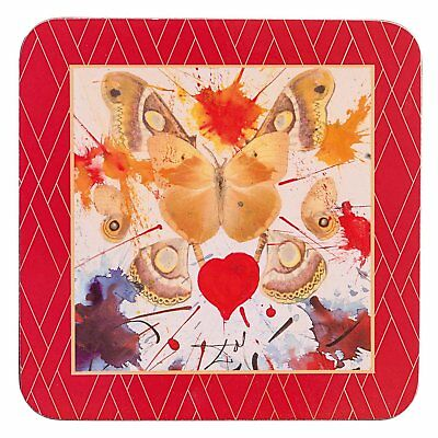 Salvador Dali - Butterfly - Set Of 4 Coasters  • 3.99£