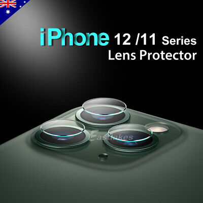 AU5.95 • Buy For Apple IPhone 12 Mini 11 Pro Max XS XR Camera Lens Tempered Glass Protector