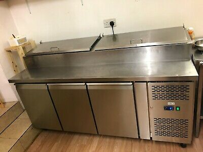 Kebab & Pizza Shop Equipment Package ( Whole Machine Included ) ... • 9,500£