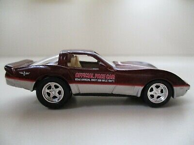 $7.95 • Buy Johnny Lightning - 1978 Chevrolet Corvette Indianapolis / Indy 500 Pace Car 1/64