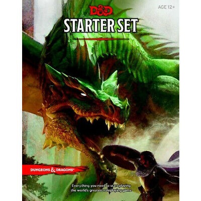 AU27.91 • Buy Dungeons & Dragons Kits And Boxed Adventures 5th Edition: Starter Set