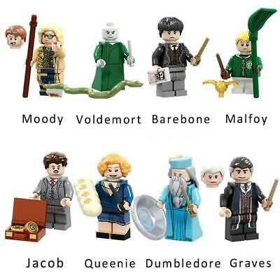 £3.99 • Buy Harry Potter Collectable Mini Figures Fantastic Beasts Brand New FREEPOST