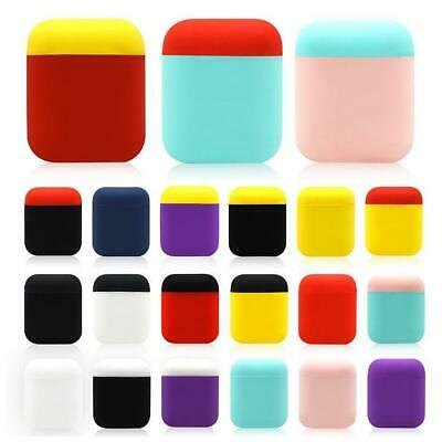 $ CDN1.25 • Buy For Airpods 1st Wireless 2nd Soft Rubber Ultra Slim Charging Case Cover LZ