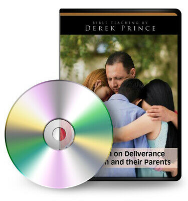 Instruction On Deliverance (Ages 5-11) CD 6008 - Derek Prince • 5.01£