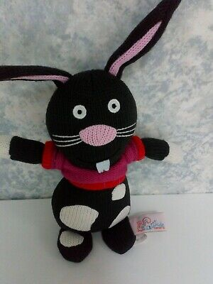 Lucian Rabbit From Latitude Enfant. Knitted Family Candide Baby Group France  • 8£