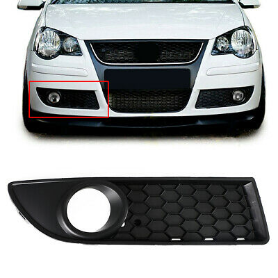 AU28.41 • Buy Honeycomb Style Front Lower Grille Right Side For VW Polo 9N3 GTI 2005-2009 AU