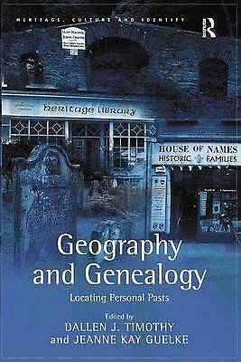 Geography And Genealogy - 9780754670124 • 101.08£