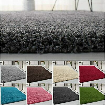 Non Slip Hallway & Kitchen Runner Rug Living Room Bedroom Carpet Shaggy Rugs • 16.99£