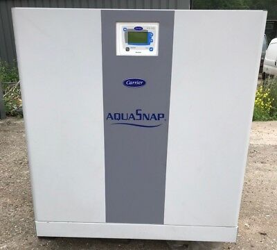 Carrier Aquasnap 80 KW Water Cooled Chiller BRAND NEW • 5,500£