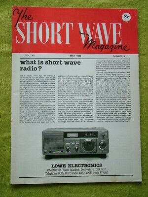 £6.49 • Buy The Short Wave Magazine / May 1983 / Operating The Cq World Wide