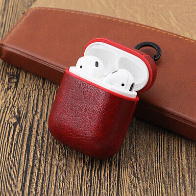 $ CDN4.20 • Buy Transparent Protective/PU Leather Hard Cover Case For Apple AirPods 1 2 Earpods