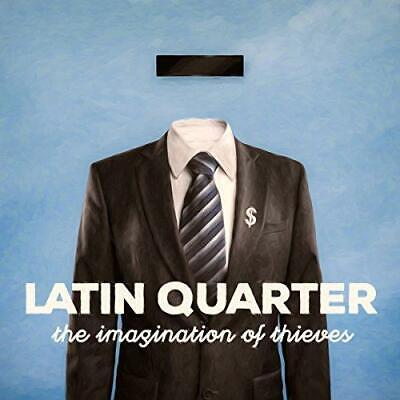 Latin Quarter - The Imagination Of Thieves (NEW CD) • 11.99£