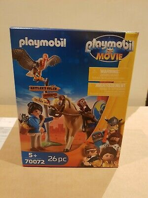Playmobil 70072 The Movie Marla With Horse • 6.36£