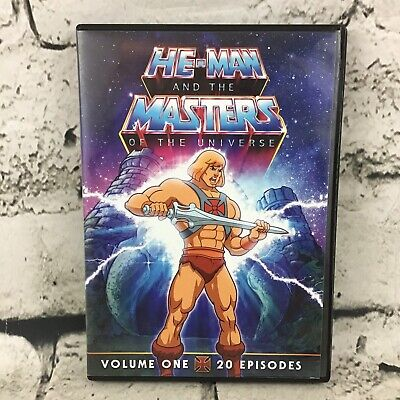 $8.99 • Buy He-Man Masters Of The Universe DVD Volume One 20 Episodes