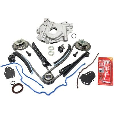 $280.03 • Buy Oil Pump Timing Chain Kit For 2005-2014 Ford Expedition Kit