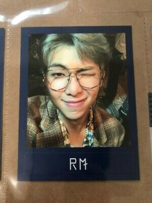 Bts Rm 5th Muster Official Mood Light Photo Card Magic Shop • 11.99$
