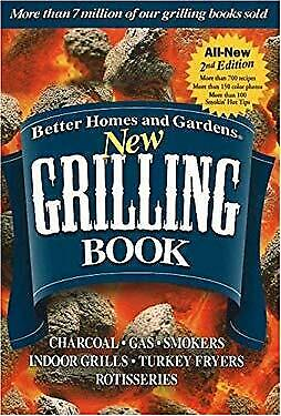 $5.57 • Buy New Grilling Book : Charcoal - Gas - Smokers - Indoor Grills - Rotisseries