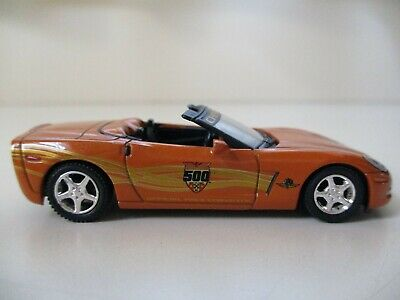 $8.85 • Buy Greenlight - 2007 Chevrolet Corvette Convertible Indy 500 Pace Car  1/64 (loose)