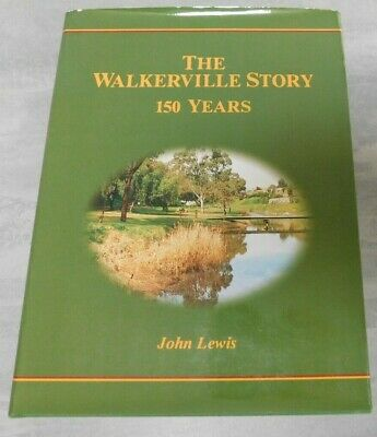 AU24.99 • Buy The Walkerville Story 150 Years By John Lewis H/C D/J 1988 Signed