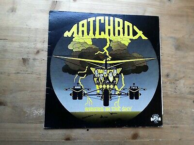 Matchbox Riders In The Sky Very Good Vinyl Record CR 30157 • 15£