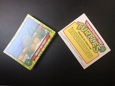 £0.99 • Buy Topps Chewing Gum 1990  Teenage Mutant Hero Turtles  1 To 66 - Pick Your Card