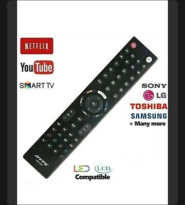 £5.85 • Buy Universal Remote Control For All Devices Perfect UK TV Replacement Controller