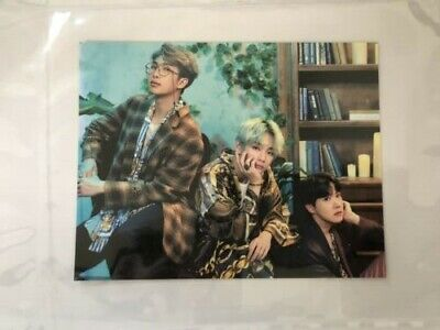 $14.99 • Buy BTS 5th Muster MD Pop Up Postcard Photocard UNIT RM V J-HOPE Busan Ver