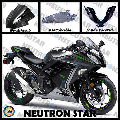 $449 • Buy For 2005-06 ZX-6R ZX636 ABS Plastic Injection Mold Full Fairing Set Bodywork P11