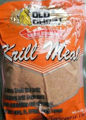 Old Ghost Krill Meal Ground Bait Attractant Match Carp Catfish Fishing • 2.99£