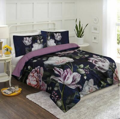 AU39 • Buy 100% Cotton Printed Reversible QUILT OVER SET By Pieridae
