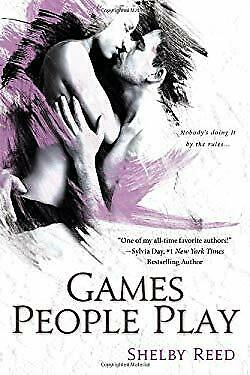 £3.23 • Buy Games People Play Paperback Shelby Reed