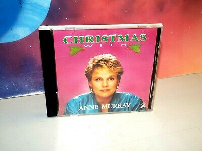 Christmas With Anne Murray (CD, 1992, Holly Music, Used) • 1.79$
