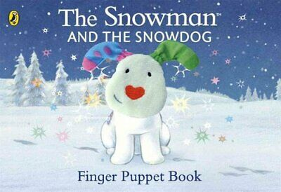 £7.21 • Buy The Snowman And The Snowdog Finger Puppet Book By Raymond Briggs 9780723293088