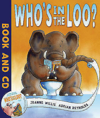 (Good)-Who's In The Loo? (Paperback)-Willis, Jeanne-1849390215 • 2.79£