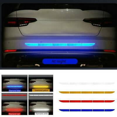 $2.89 • Buy Car Auto Reflective Warn Strip Tape Bumper Safety Stickers Decal Accessories *5