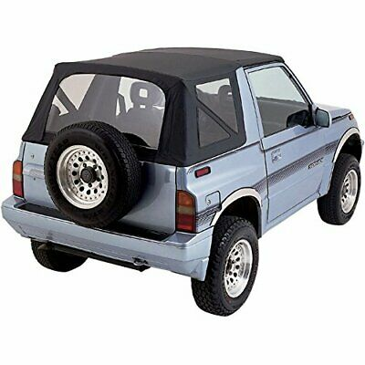 AU218.29 • Buy Suzuki Sidekick Geo Tracker Vitara 1986-1994 Replacement Soft Top Black (Clear)