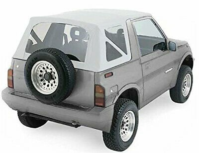 AU592.87 • Buy Suzuki Sidekick Geo Tracker Vitara 1986-1994 Replacement Soft Top White (Clear)