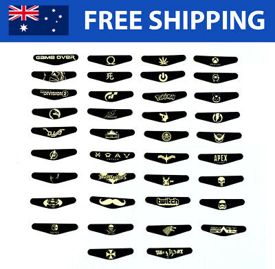 AU2.99 • Buy PS4 Light Bar Sticker Decal - Parts For Sony PlayStation 4 Controller Pad