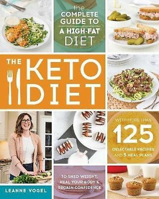 The Keto Diet By Leanne Vogel 2017 (eTextbook) & FREE Yoga Book • 2.99$