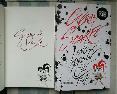 £35 • Buy Gerald Scarfe Signed Long Drawn Out Trip 1/1 Uk Hb/dj 2019 Brand New Unread