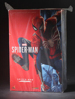 $ CDN491.29 • Buy HOT TOYS VGM31 Marvel's Spider-Man (Advanced Suit) 1/6 Figure